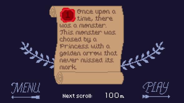 Golden Arrow Story
