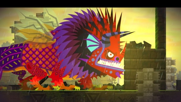 Guacamelee Monster